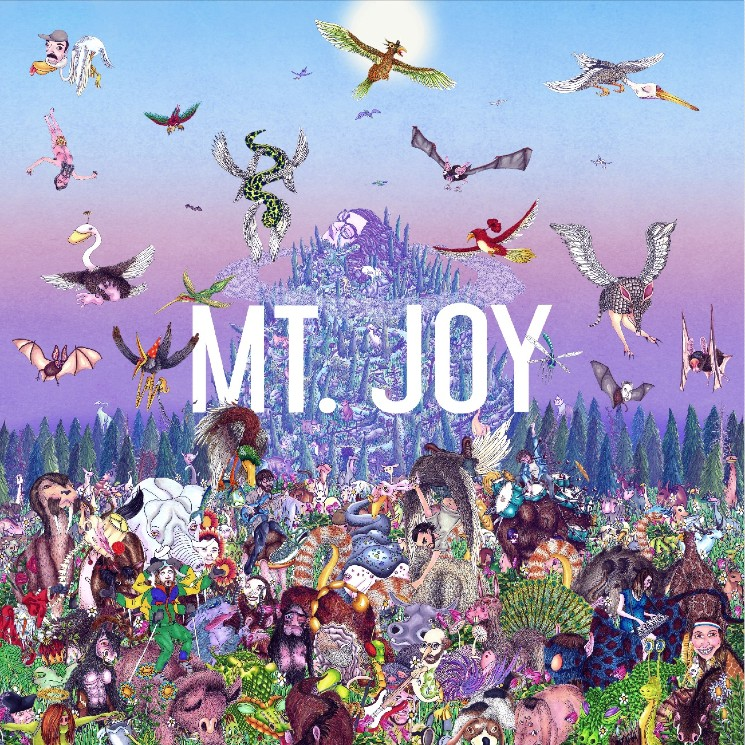 Mt. Joy Avoid the Sophomore Slump on Expansive 'Rearrange Us'