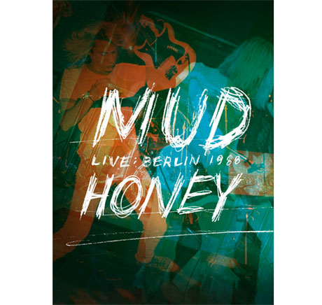 Mudhoney Prep 'Live in Berlin, 1988' DVD