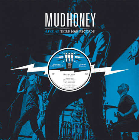 Mudhoney and Divine Fits Announce 'Live at Third Man Records' LPs