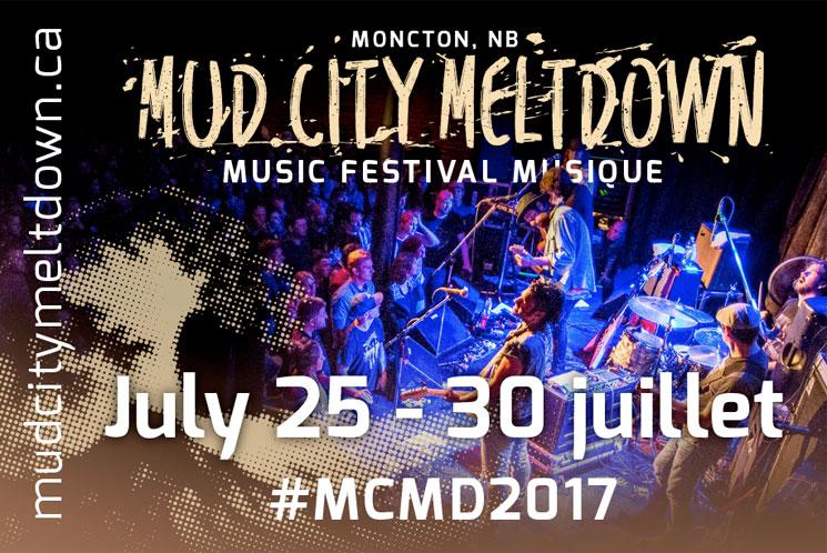 Moncton's Mud City Meltdown Reveals 2017 Edition