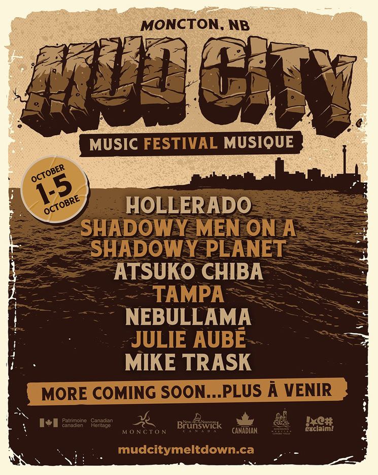 Moncton's Mud City Music Festival Announces 2019 Lineup