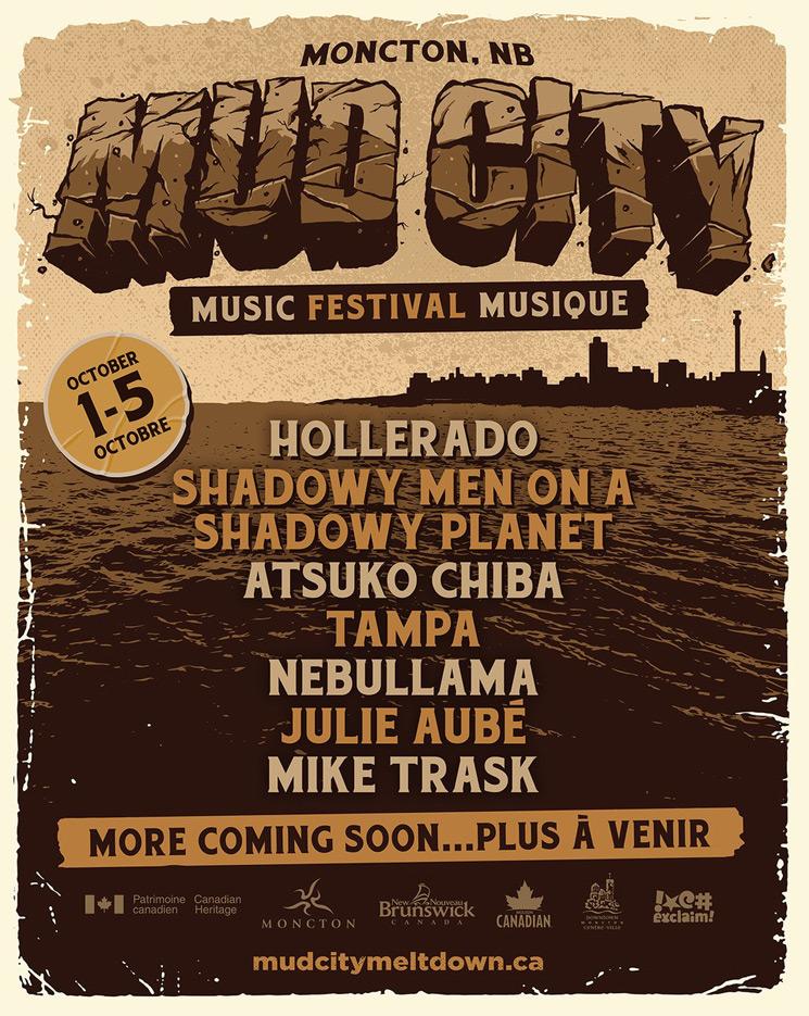 Moncton's Mud City Music Festival Announces 2019 Lineup