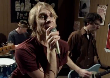 Mudhoney 'I Like It Small' (video)
