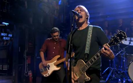 Mudhoney 'I Like It Small' (live on 'Fallon')