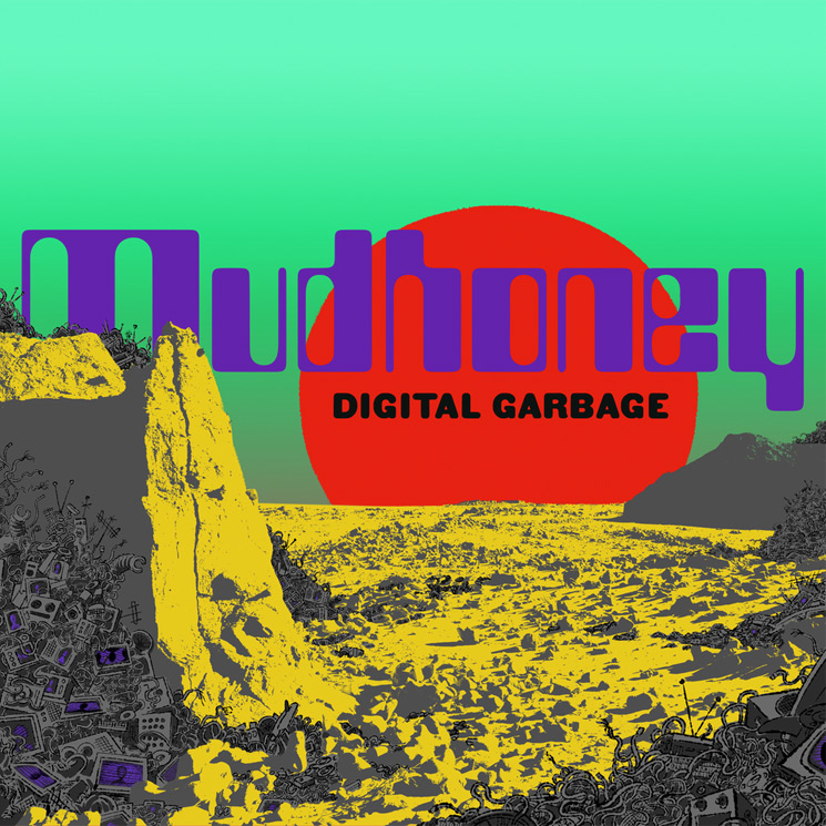 Mudhoney Return with New Album 'Digital Garbage'