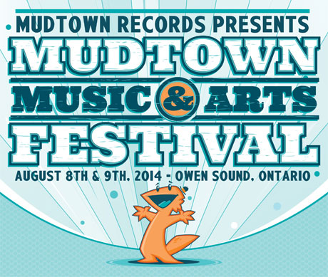 Mudtown Music & Arts Festival Trailer 2014