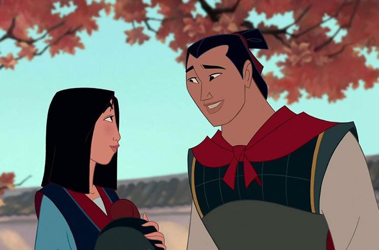 Disney's 'Mulan' Remake Cites #MeToo as Reason for Removing Li Shang Character