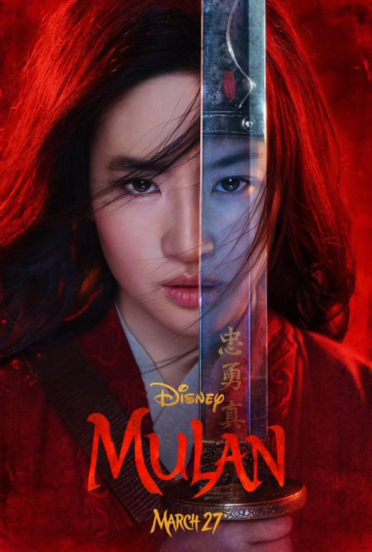Hong Kong Protestors Boycott 'Mulan' After Actress Liu Yifei Says She Supports the Police