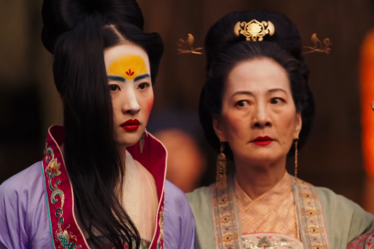 Watch the Trailer for Disney's Live-Action 'Mulan' Remake
