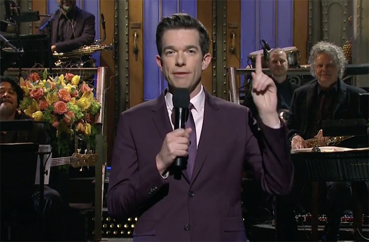 Saturday Night Live: John Mulaney & David Byrne February 29, 2020