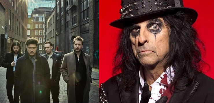 "Alice Cooper Switches Stance on Mumford & Sons, Claims Rock Record ""Proved Me Wrong"""