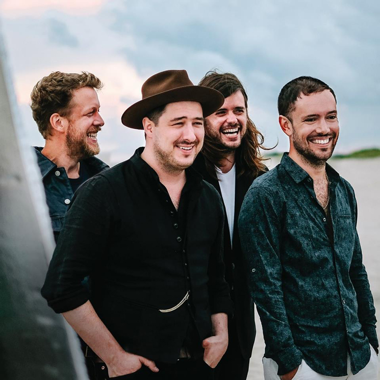 Mumford & Sons Map Out World Tour