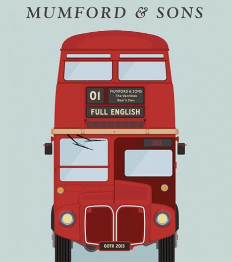 Mumford & Sons Unveil 'The Full English North American Tour,' Play Toronto