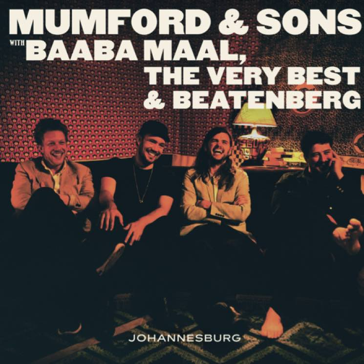 Mumford & Sons Team Up with the Very Best, Baaba Maal for South Africa-inspired EP