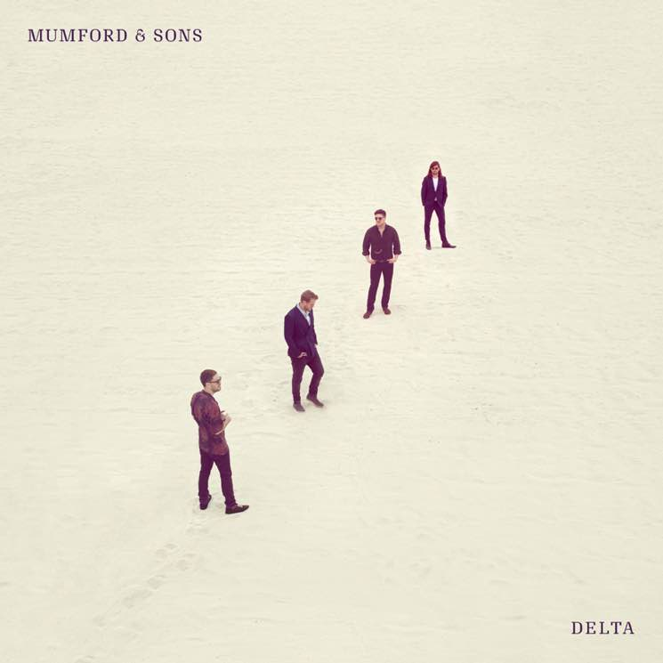 "Mumford & Sons Deliver New 'Delta' Song ""If I Say"""