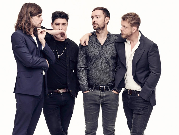 "Mumford & Sons Extend Their ""Delta Tour,"" Add Vancouver Date"