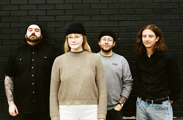 ​Mundy's Bay Use Dream Pop to Unite Anglo and Franco Montreal