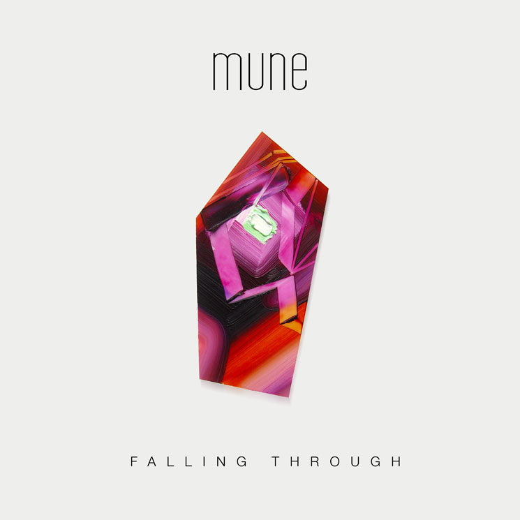 Mune 'Falling Through' (album stream)