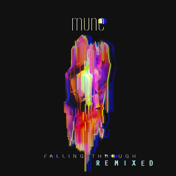 Mune 'Falling Through Remixed' (album stream)