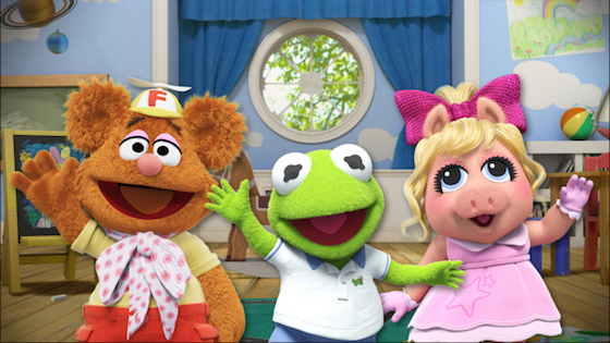 'Muppet Babies' Is Getting Rebooted