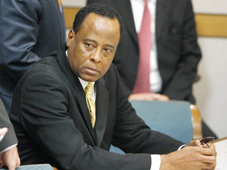 Michael Jackson's Doctor Conrad Murray Sentenced to Four Years in Jail