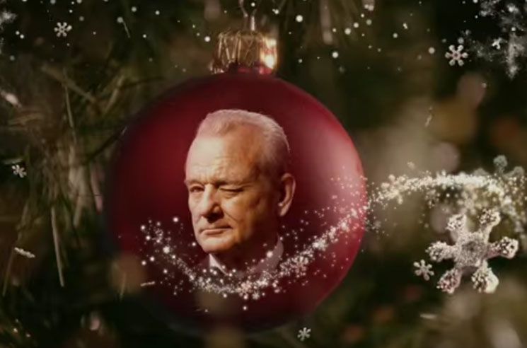 A Very Murray Christmas Trailer