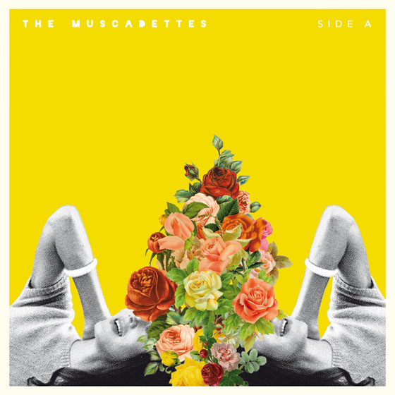 The Muscadettes 'Side A' (EP stream)
