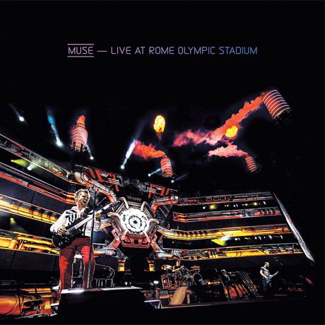 Muse 'Live at Rome Olympic Stadium' (album stream)