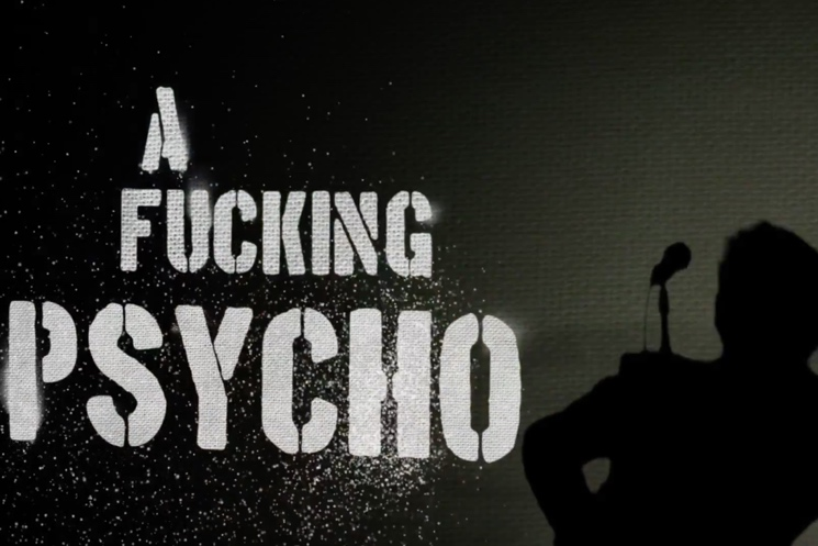 "Muse ""Psycho"" (lyric video)"
