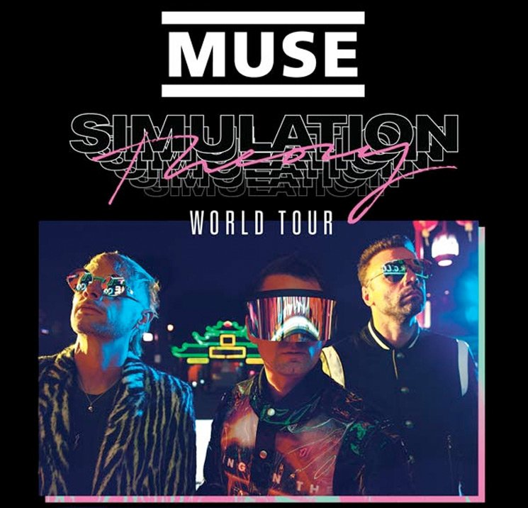 ​Muse Map Out 'Simulation Theory World Tour'