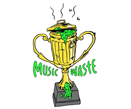 Music Waste Announces 2013 Lineup with Jay Arner, the Courtneys, B-Lines, Capitol 6