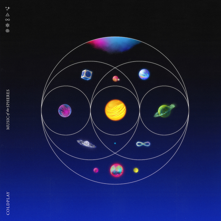 Coldplay's New Album 'Music of the Spheres' Has Five Songs with Emoji Titles