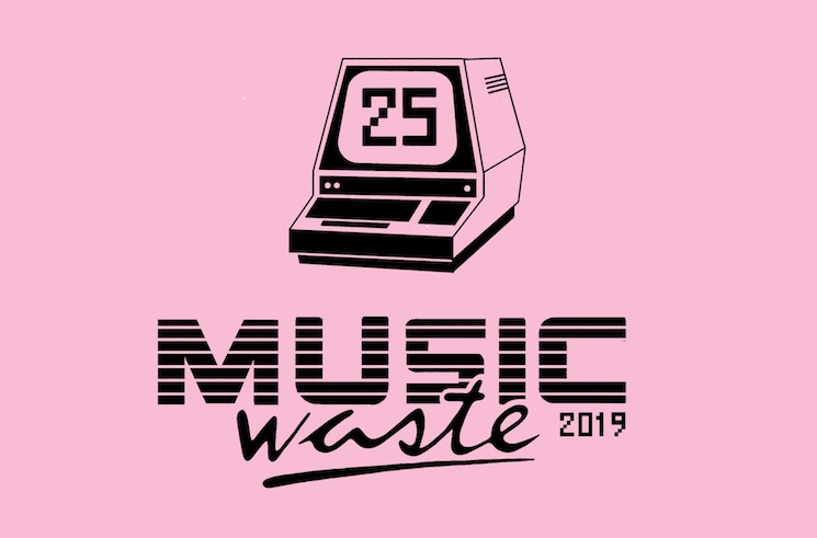 Vancouver's Music Waste Unveils Lineup for 25th Edition