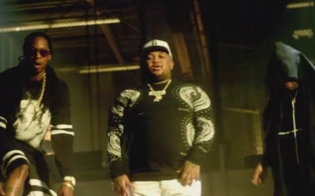 DJ Mustard 'Down On Me' (ft. Ty Dolla $ign and 2 Chainz) (video)