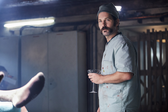Here's Your First Look at Duncan Jones's 'Mute'