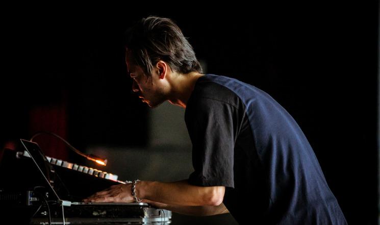 Ryoichi Kurokawa MUTEK, Montreal QC, August 22