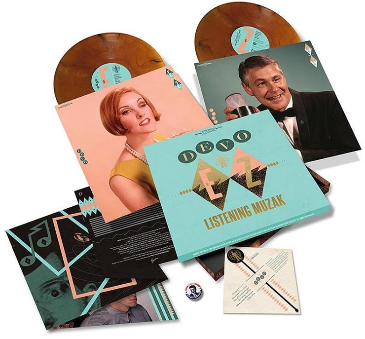 Devo Collect 'EZ Listening Muzak' Material for New Box Set