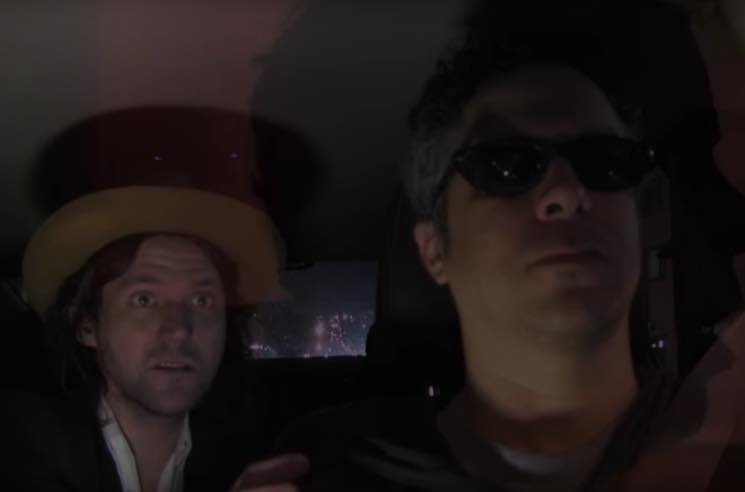 "M. Ward ""Slow Driving Man"" (video)"