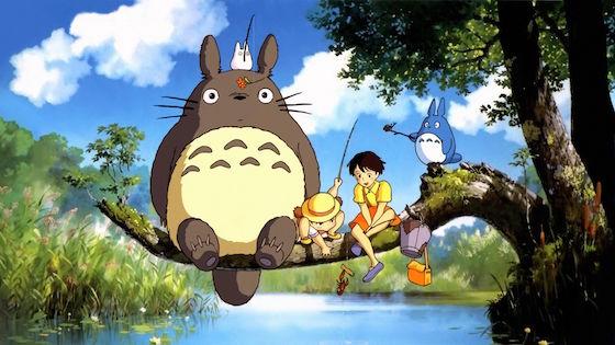 Disney Artist Draws Up 'Totoro' Theme Park
