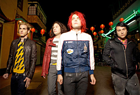 My Chemical Romance to Issue Scrapped Songs as 'Conventional Weapons'
