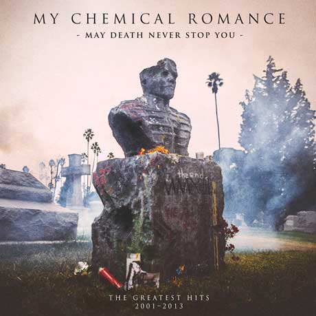 My Chemical Romance Chronicle Their Career with 'May Death Never Stop You' Best-Of