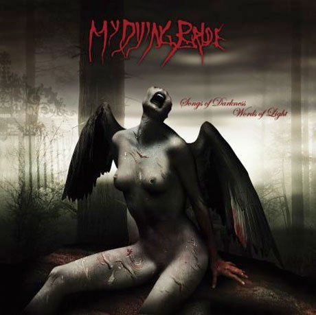 My Dying Bride Songs of Darkness, Words of Light
