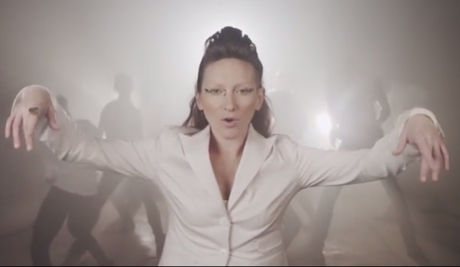 "My Brightest Diamond ""Pressure"" (video)"