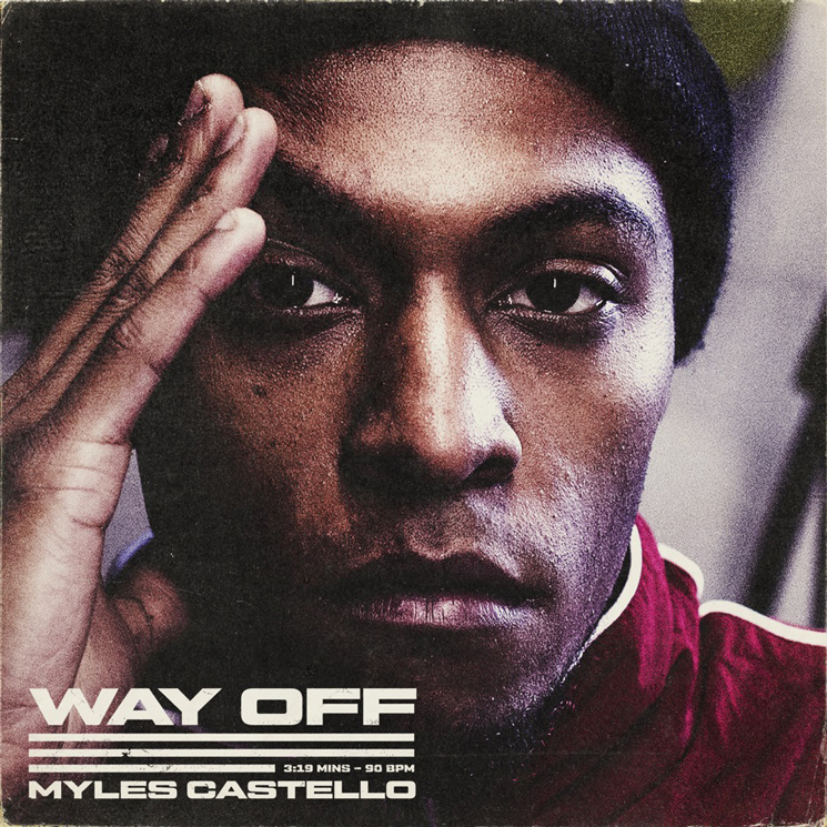"Myles Castello Shares New Song ""Way Off"""