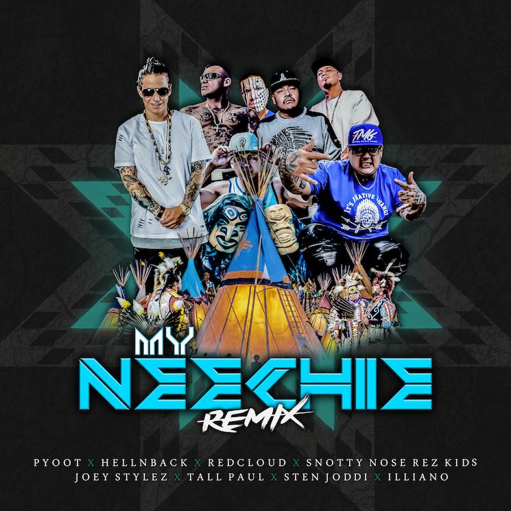 Joey Stylez 'My Neechie' (remix)