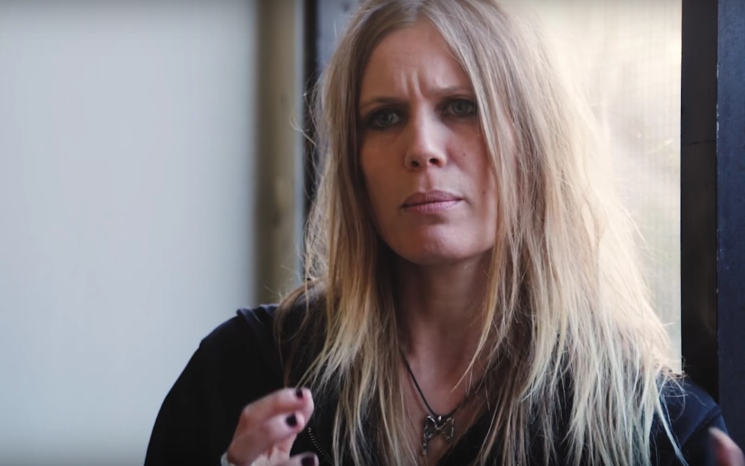 Myrkur on Exclaim! TV Aggressive Tendencies