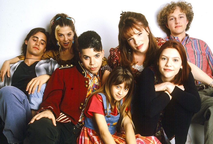 The 'My So-Called Life' Cast Just Reunited on Zoom