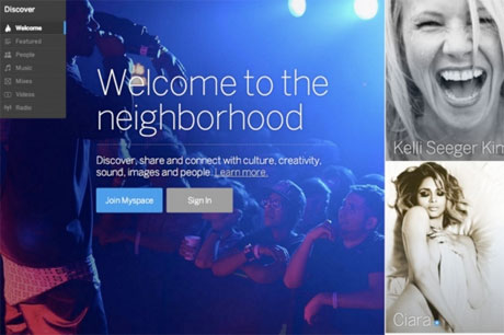 Myspace Officially Relaunches