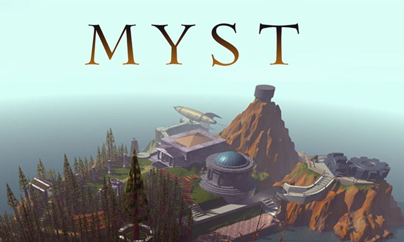 'Myst' Is Being Developed for Film and Television