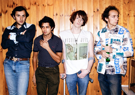 Mystery Jets Outline 'Radlands'
